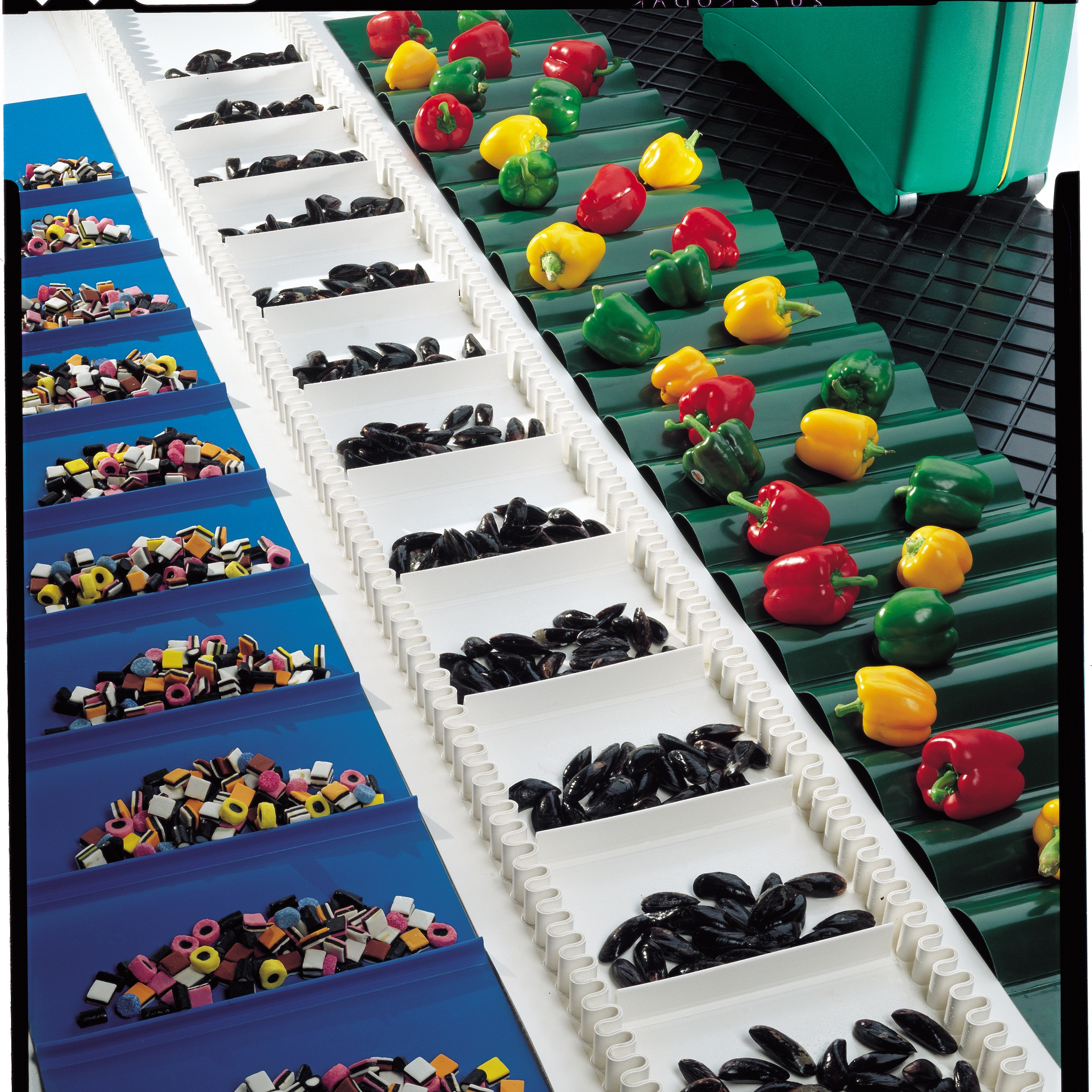 Pvc Pu Pe Silicone Coated Conveyor Belts Welcome To Age
